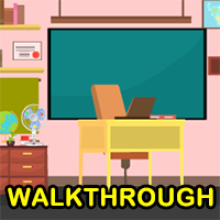 Staff Room Escape Walkthrough