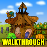 Thanksgiving Farm Escape Walkthrough