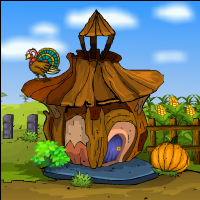 Thanksgiving Farm Escape