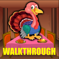 Thanksgiving Turkey Escape Walkthrough
