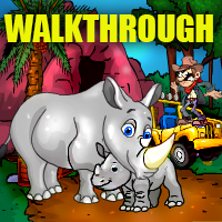 The Kingdom Rhinos Rescue Walkthrough