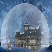 The Snow Globe House Escape