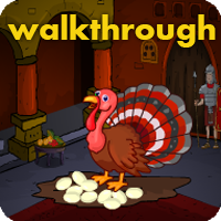 Turkey Palace Escape Walkthrough