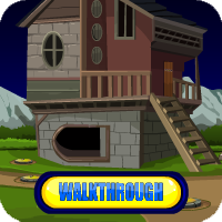 Upside Down House Escape Walkthrough