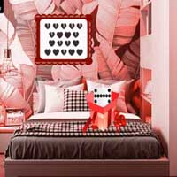 Valentine Room Pretty Girl Escape