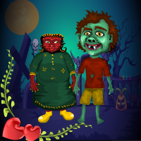 Zombies Lover Escape