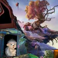 Porcupine Escape Game